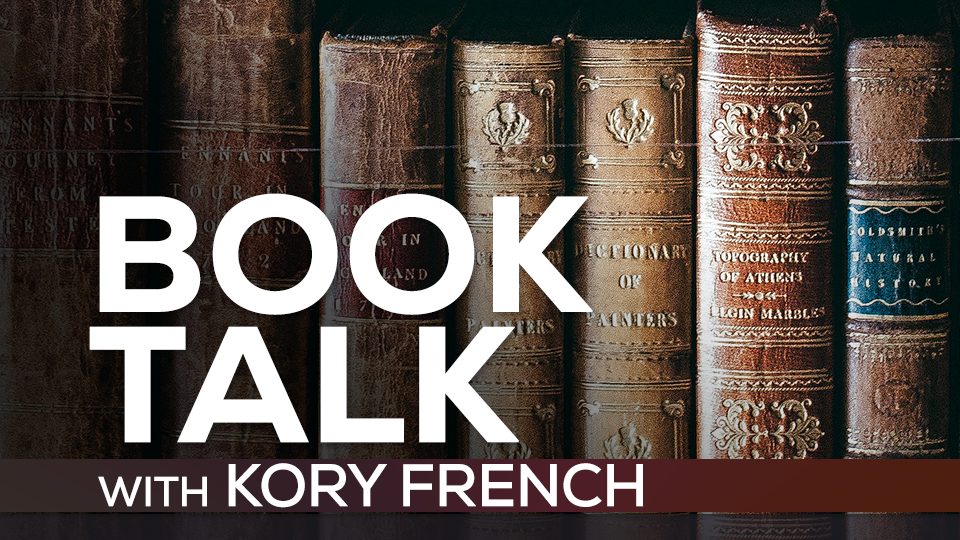 "On ""Book Talk with Kory French"""